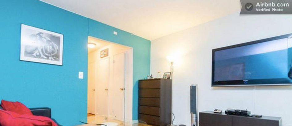 Airbnb NYC Apartment Rental